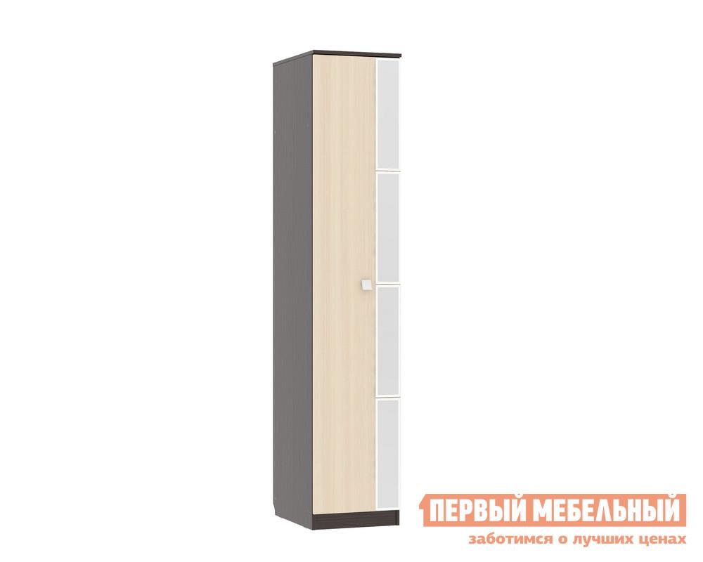 Шкаф Мебельсон Гармония Шкаф 1-створчатый Венге / Дуб млечный от Купистол