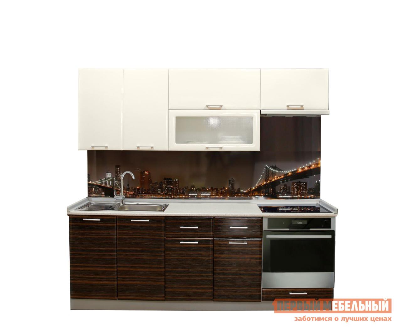 Кухонный гарнитур Мебельсон Яна К10 кухонный гарнитур мебельсон яна к2