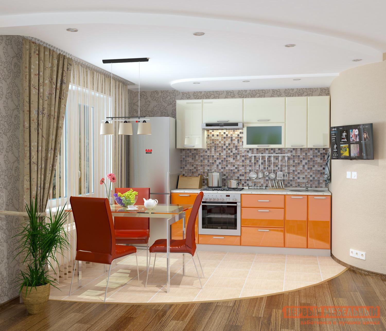 Кухонный гарнитур Мебельсон Яна К6 спальный гарнитур мебельсон виктория 1 к1