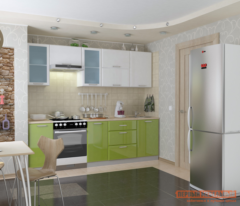 Кухонный гарнитур Мебельсон Яна К5 спальный гарнитур мебельсон виктория 1 к1