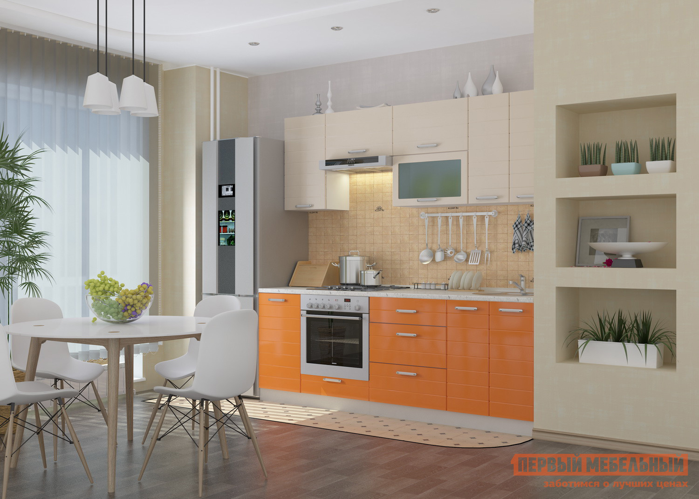 Кухонный гарнитур Мебельсон Виктория 220 (1) спальный гарнитур мебельсон виктория 1 к1