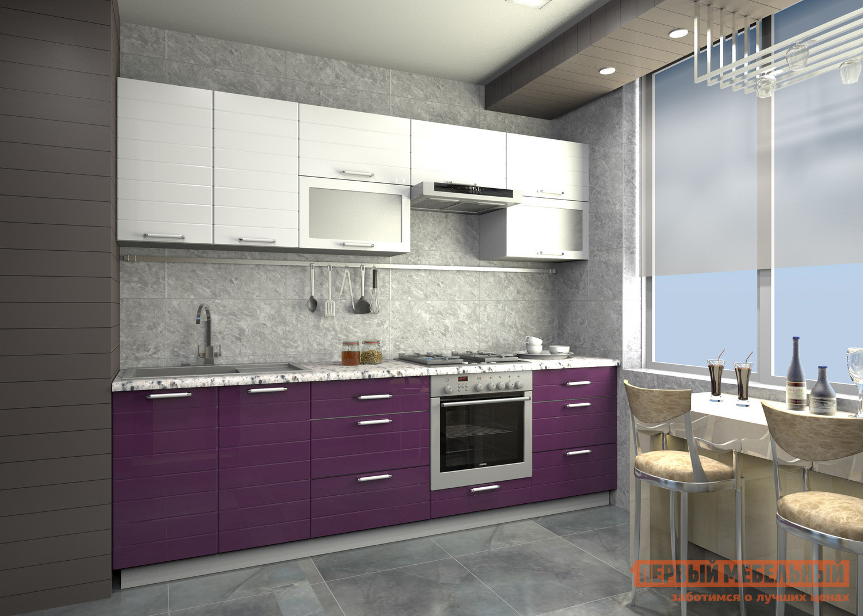 Кухонный гарнитур Мебельсон Виктория 260 (2) спальный гарнитур мебельсон виктория 1 к1