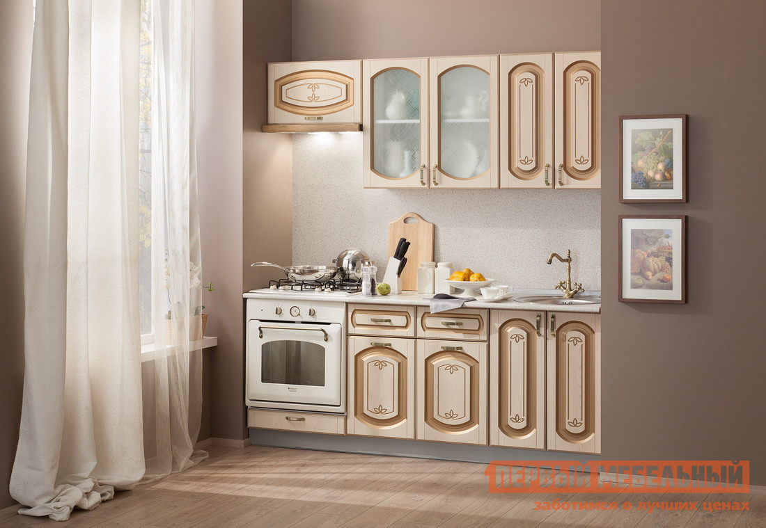 Кухонный гарнитур Мебельсон Венеция К3 кухонный гарнитур витра глория 3 к3