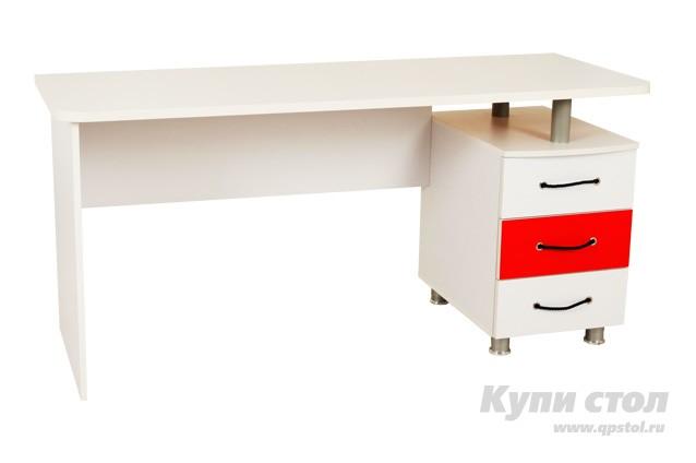 Письменный стол Скаут (Стол с тумбой 1.6) КупиСтол.Ru 6610.000