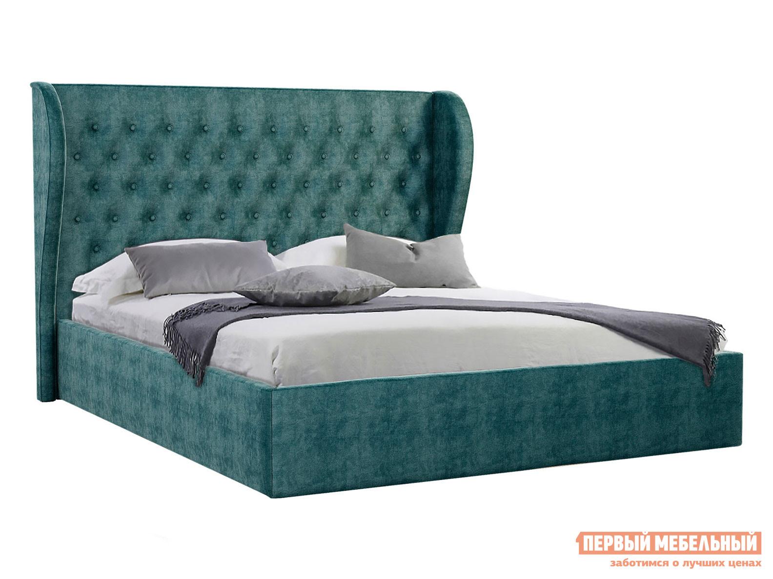 Двуспальная кровать Мебельсон Жасмин Кровать 1.6 двуспальная кровать орматек como 7