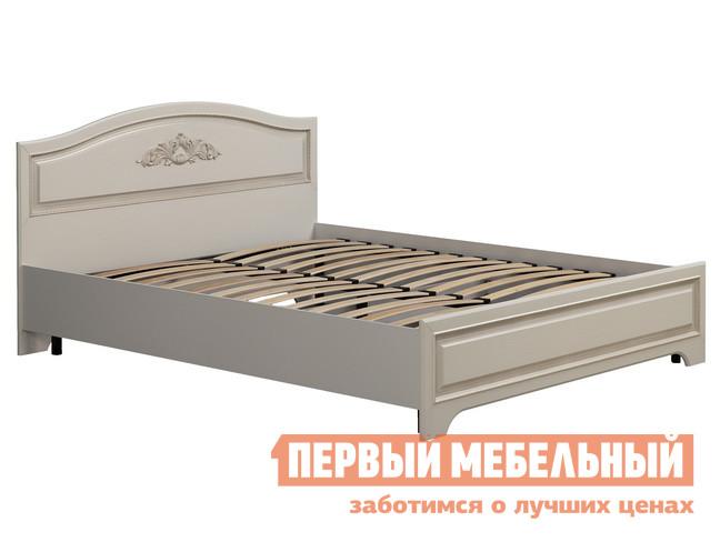 Кровать Мебельсон Белла Кровать 1.6 (комфорт) спальный гарнитур мебельсон белла к1