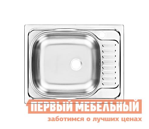Мойка Мебельсон Мойка врезная CLM560.435-GT6K левая (Мебельсон) кухонная мойка ukinox clm 760 435 5k 1r