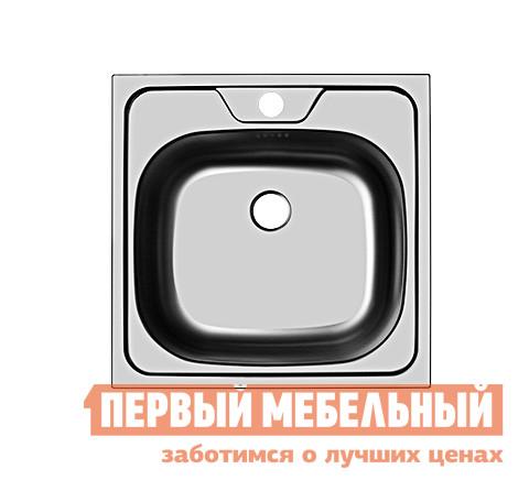 Мойка Мебельсон Мойка врезная CLM480.480-GT6K (Мебельсон) кухонная мойка ukinox clm 760 435 5k 1r