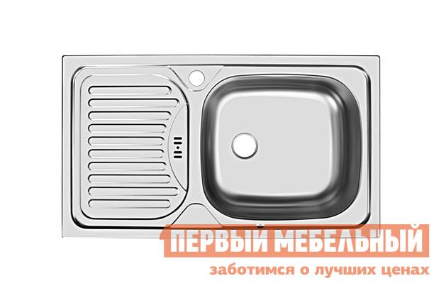 Мойка Мебельсон Мойка врезная CLM760.435-GW6K правая (Мебельсон) кухонная мойка ukinox clm 760 435 5k 1r