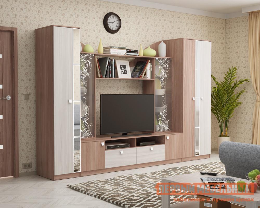 Гостиная Мебельсон Гармония К1 комплект детской мебели мебельсон амели м к1