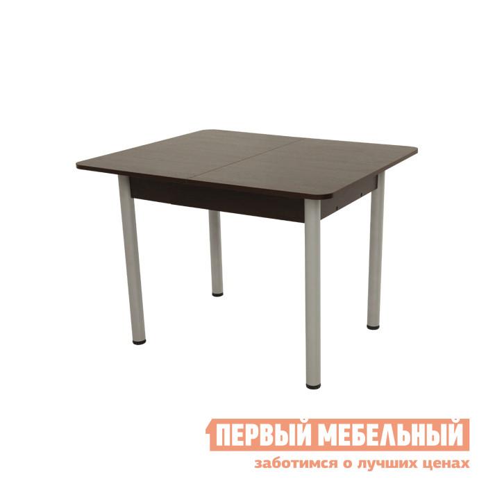 Кухонный стол Мебельсон Квартет 2 (стол обеденный) Венге