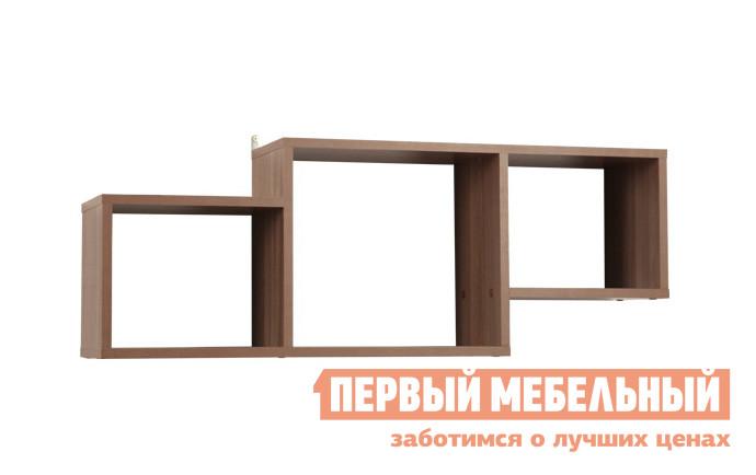 Настенная полка Мебельсон ПН-5 настенная полка мебельсон пн 6