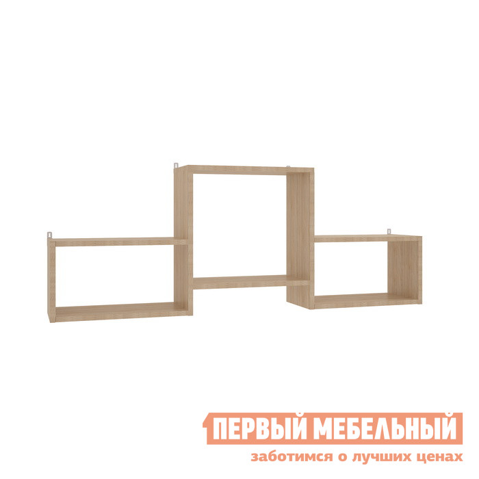 Настенная полка Мебельсон ПН-4 виртуальный квест особое мнение пн чт 2 4 чел