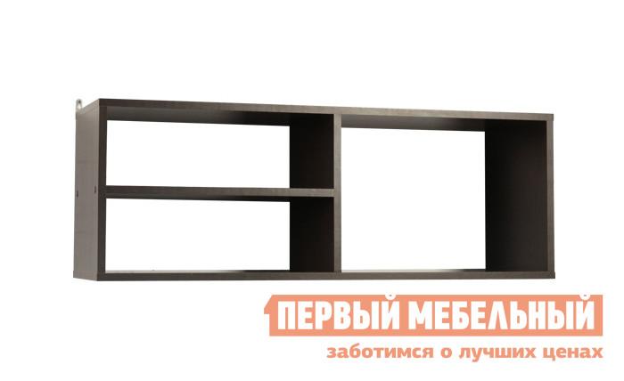 Настенная полка Мебельсон ПН-7 Венге