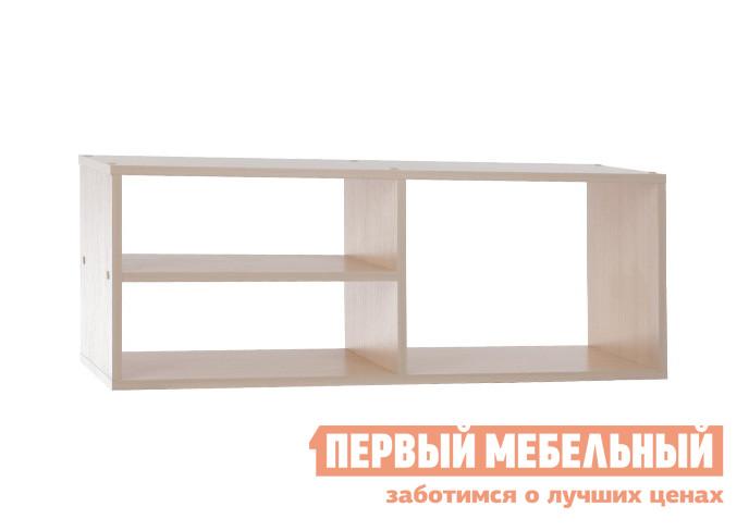 Настенная полка Мебельсон ПН-7 Дуб Млечный