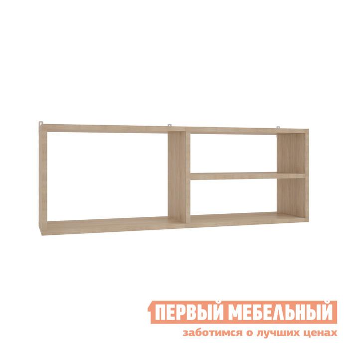 Настенная полка Мебельсон ПН-7 Дуб Сонома