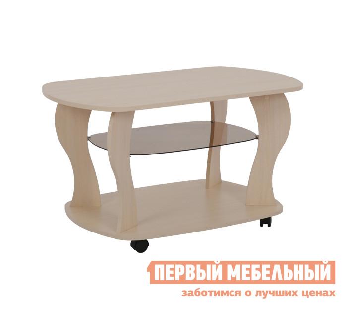 Журнальный столик Мебельсон Барон-1 Дуб Млечный от Купистол