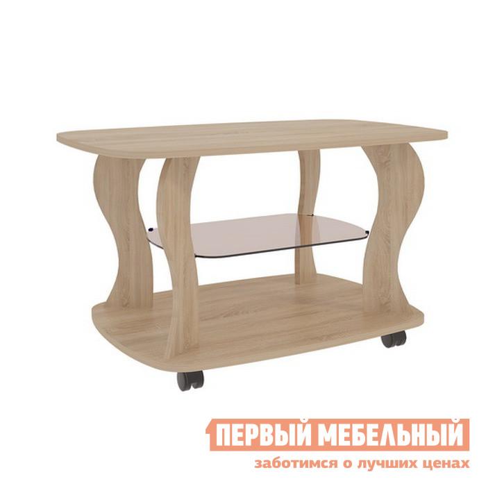 Журнальный столик Мебельсон Барон-1 Дуб Сонома от Купистол