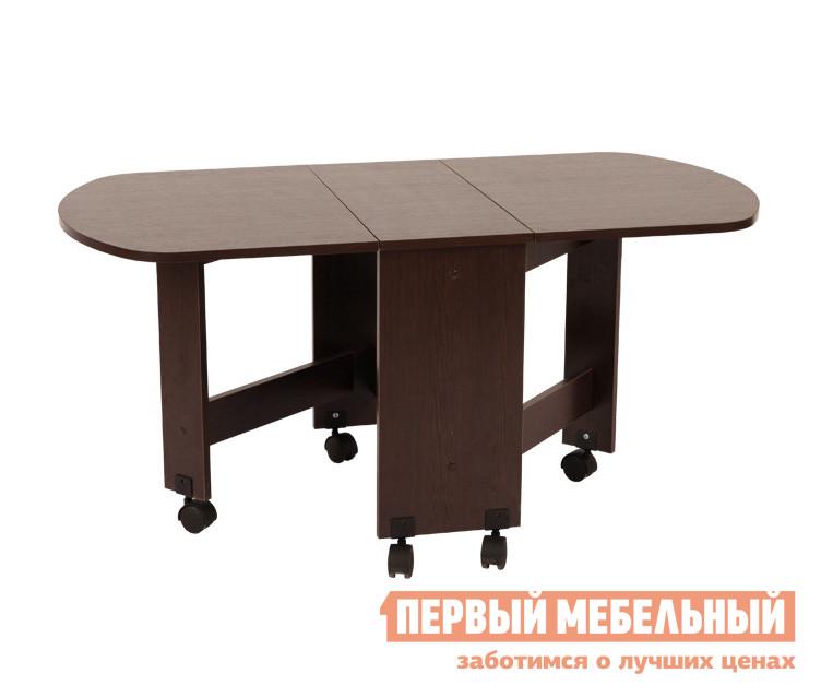 Журнальный столик Мебельсон Стол журнальный  Венге