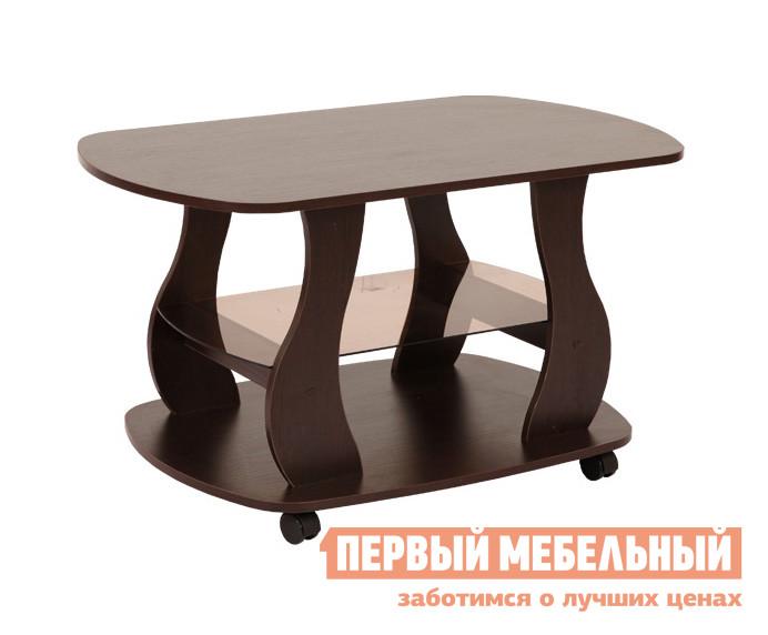 Журнальный столик Мебельсон Барон 2 Венге