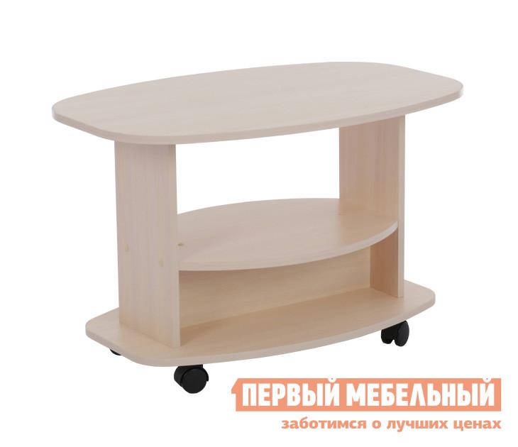 Журнальный столик Мебельсон Лидер Дуб Млечный