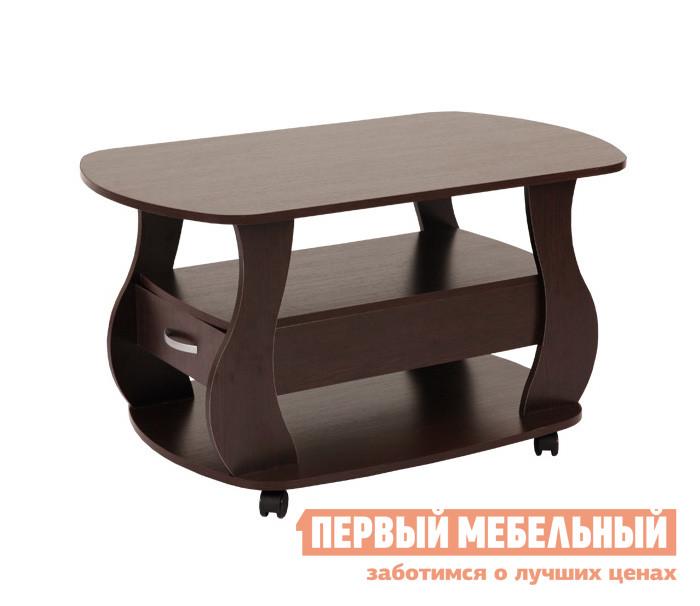 Журнальный столик Мебельсон Барон 3 Венге