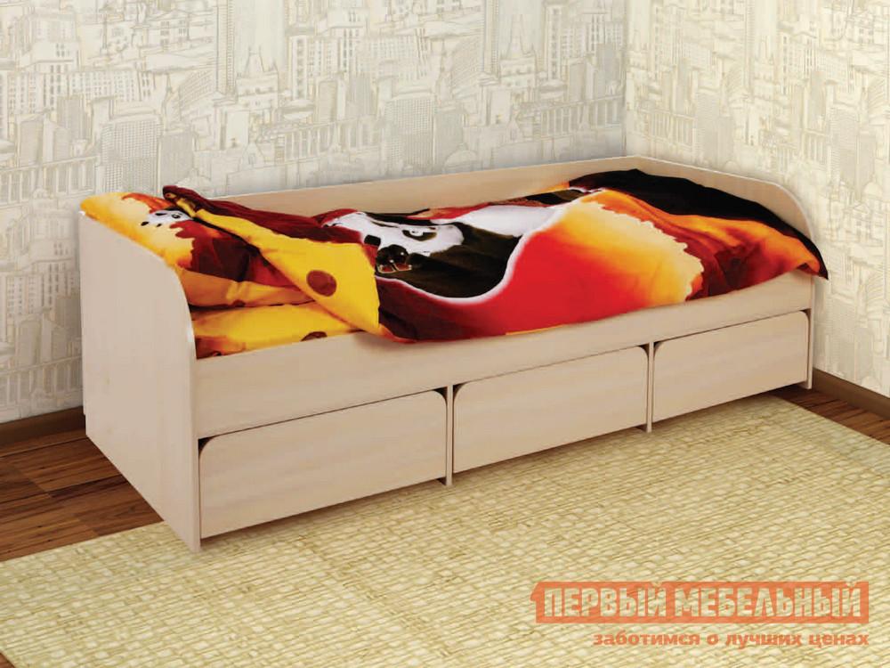 Детская кровать Мебельсон Сити 4.1 mantra 2663