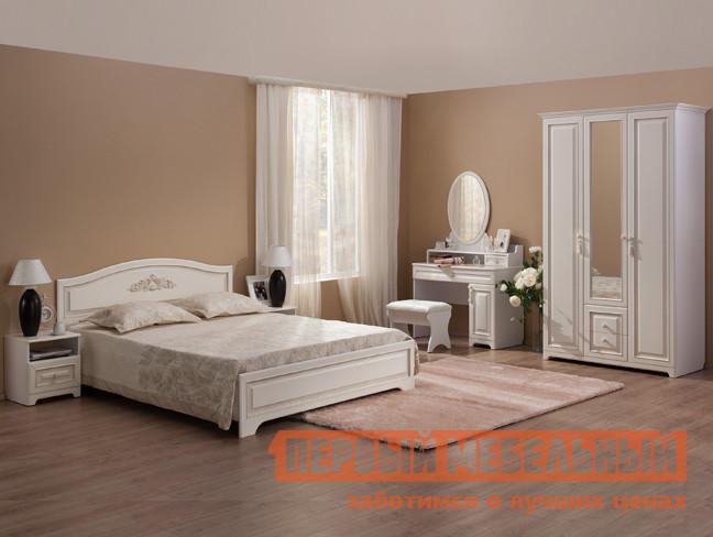 Спальный гарнитур Мебельсон Белла К2 спальный гарнитур трия лючия к2