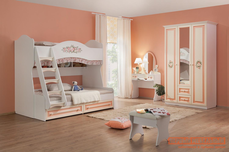 Комплект детской мебели Мебельсон Алиса К6 комплект детской мебели мебельсон колледж к1