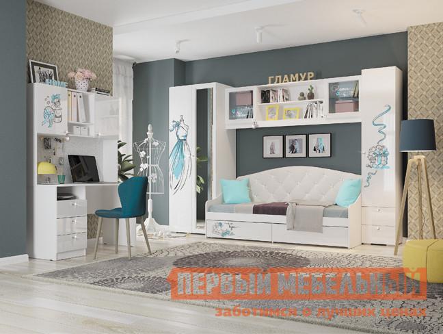 Комплект детской мебели Мебельсон Гламур К1