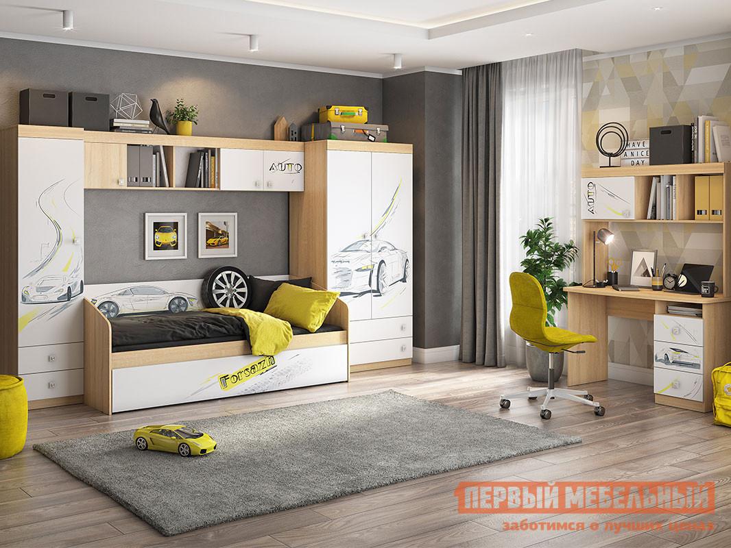 Комплект детской мебели Первый Мебельный Форсаж К1 комплект детской мебели мебельсон форсаж к1