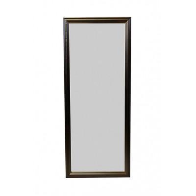 Настенное зеркало МебельТорг 2114 Темный Орех