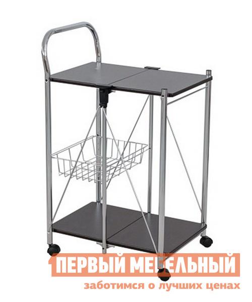 Сервировочный столик МебельТорг A1913WT совтехстром сервировочный столик с набором посуды у533