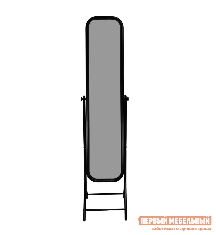 Напольное зеркало МебельТорг 2169b/2169w Черный