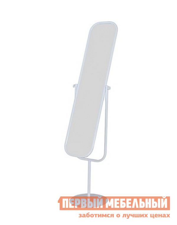 Напольное зеркало МебельТорг 2113 Белый
