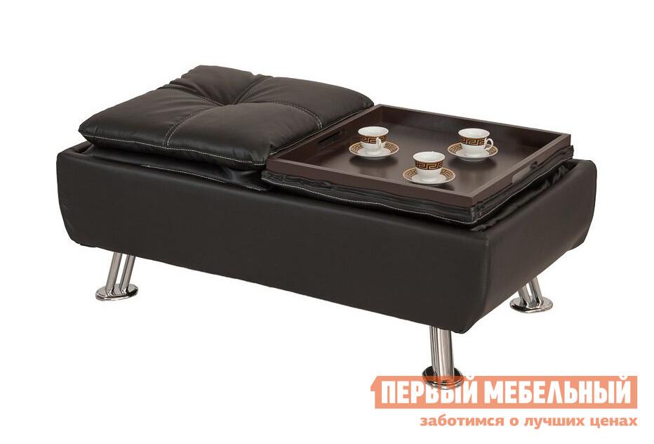 Банкетка-столик МебельТорг 2561BL ип васильев столик журнальный 2561bl черн