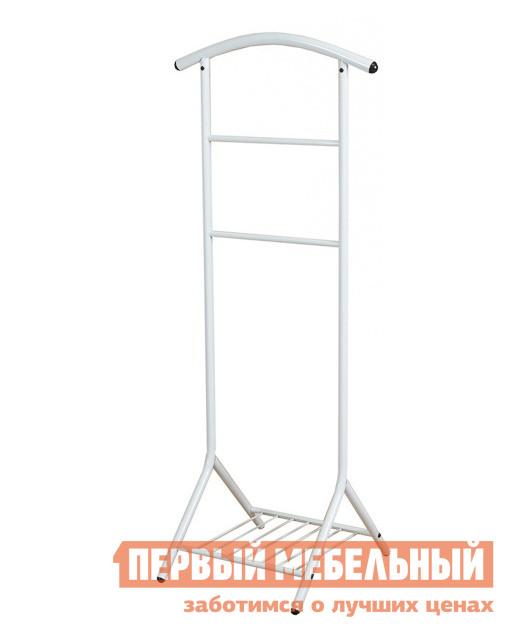 Фото Костюмная вешалка МебельТорг A2514WT Белый. Купить с доставкой