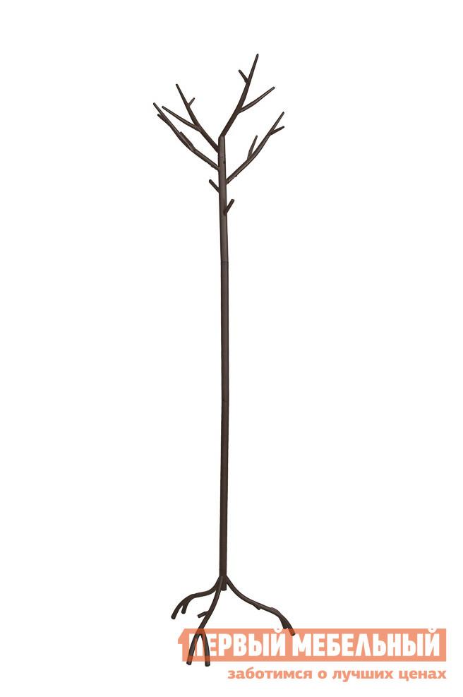 Напольная вешалка МебельТорг 1916K Темно-коричневый