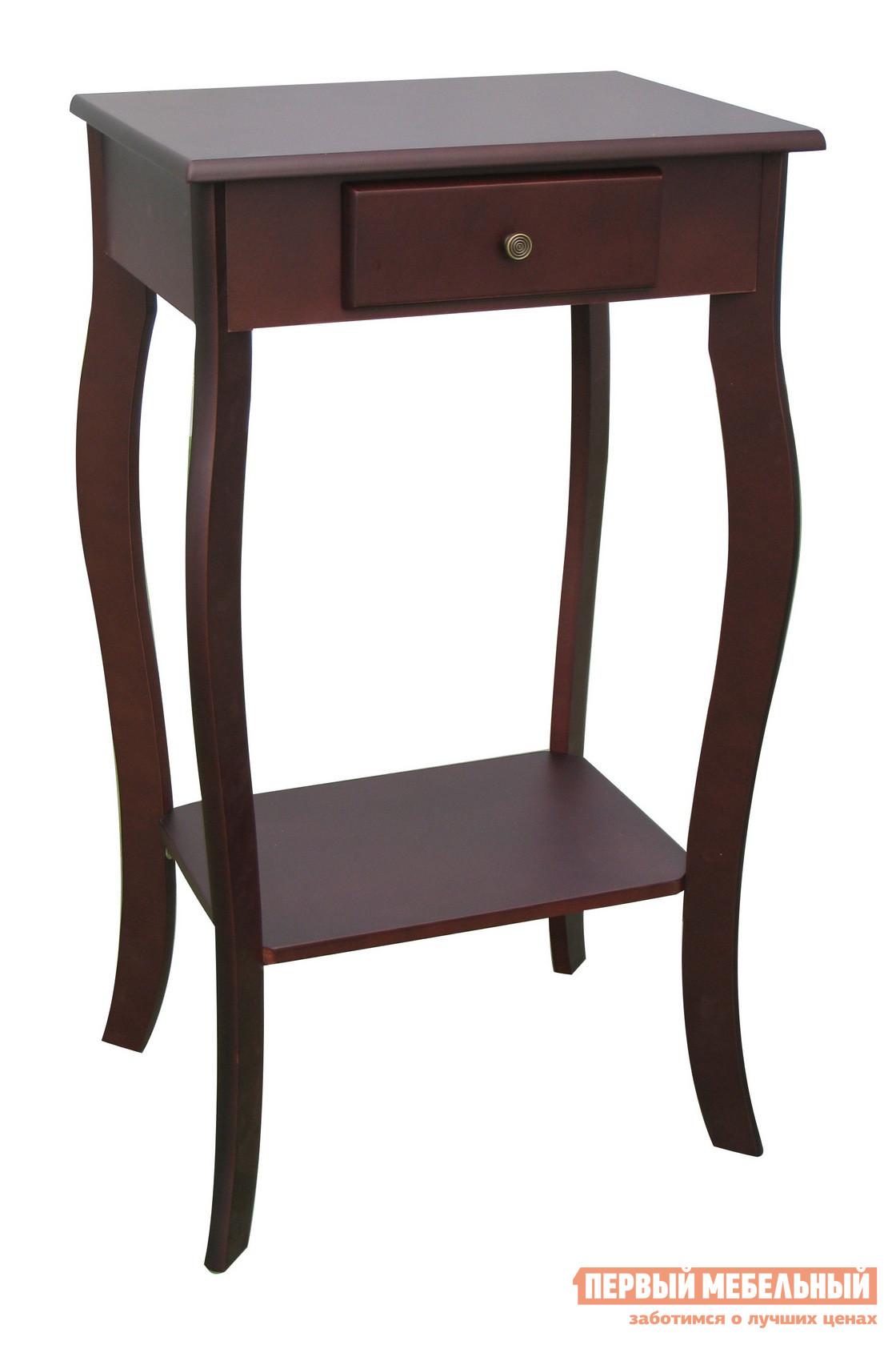 Журнальный столик МебельТорг Столик журнальный 1685 Махагон