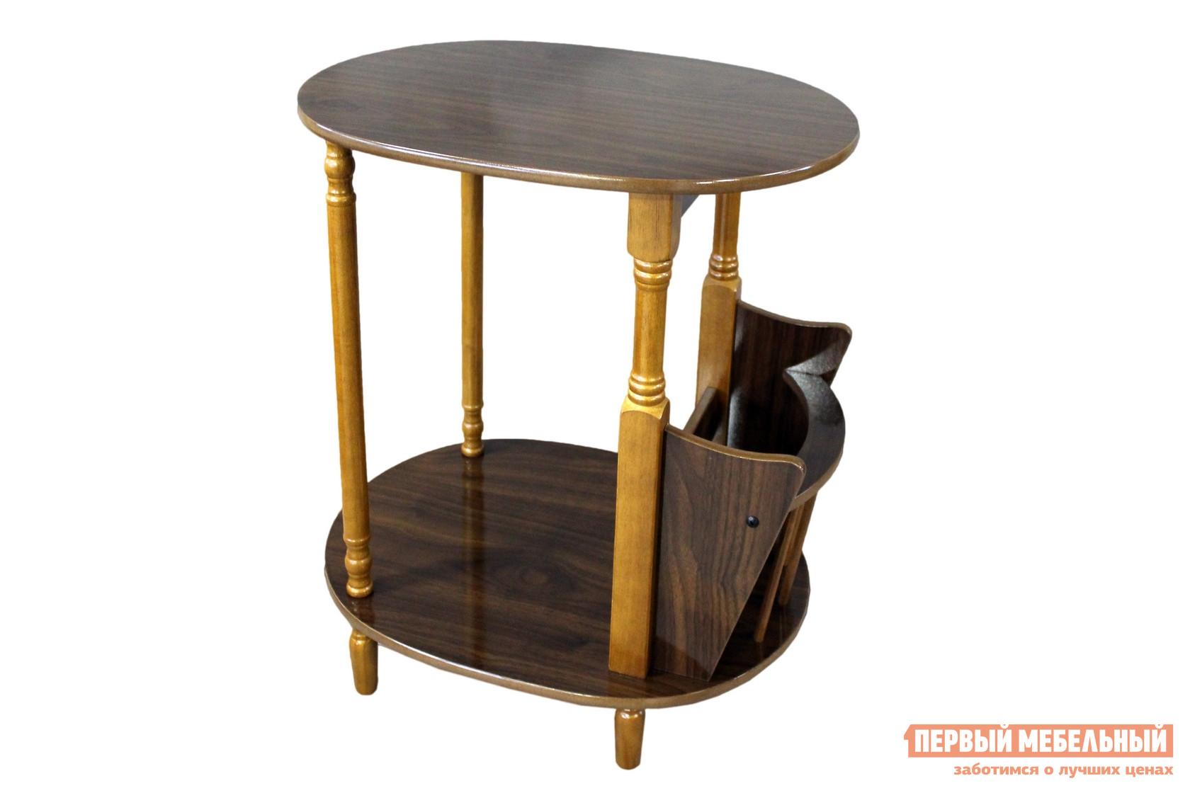 Журнальный столик МебельТорг Столик журнальный 1692 Орех