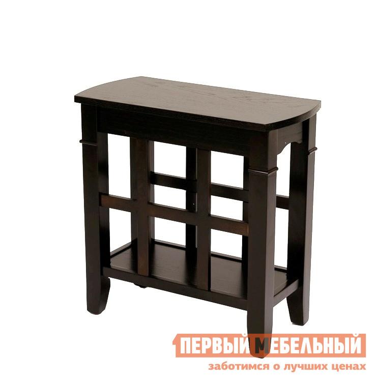 Фото Журнальный столик МебельТорг Столик журнальный 1620 Венге. Купить с доставкой