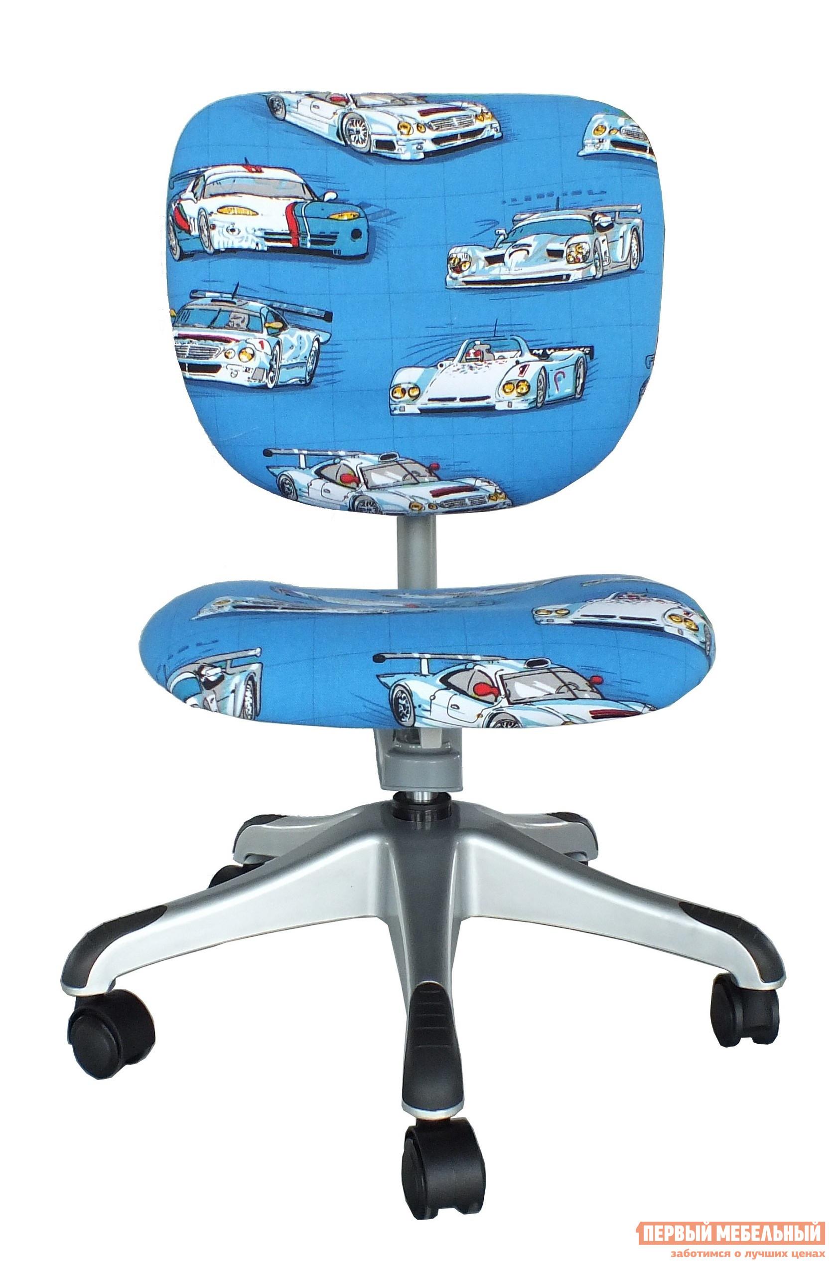 Компьютерное кресло Libao LB-C19 Blue Libao Габаритные размеры ВхШхГ 900xx мм. Кресло является достойным компромиссом между страстью малышей к ярким вещам, в том числе и предметам интерьера, и стремлением родителей окружить ребенка специализированными вещами, укрепляющими здоровье.  Регулировки по высоте спинки и сидения позволят адаптировать кресло под индивидуальные особенности ребенка.  Эргономичная форма спинки является гарантией, что во время занятий и отдыха нагрузка на мышцы спины будет правильно распределена, что является залогом развития правильной осанки.  Маневренные колесики позволяют с легкостью перемещать пустое кресло.  Под давлением веса колесики фиксируются, не давая превратить кресло в опасную игрушку.  Яркие цвета обивки помогут удовлетворить вкус маленького привереды. <br>Максимальная высота сиденья – 53 см, максимальная высота кресла – 90 см, максимальная нагрузка – 100 кг. <br>