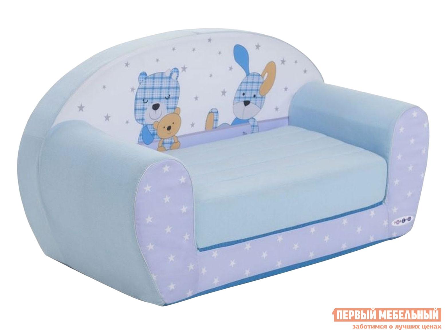 Игровой диванчик ПАРЕМО ООО Раскладной диванчик серии Мимими