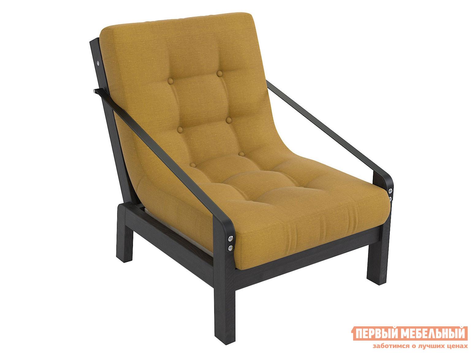 Кресло АндерСон Кресло Локи Textile каркас сосна