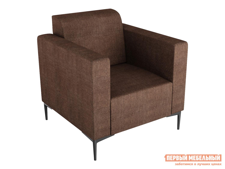 Кресло  Кресло Ник Кофейный, рогожка — Кресло Ник Кофейный, рогожка