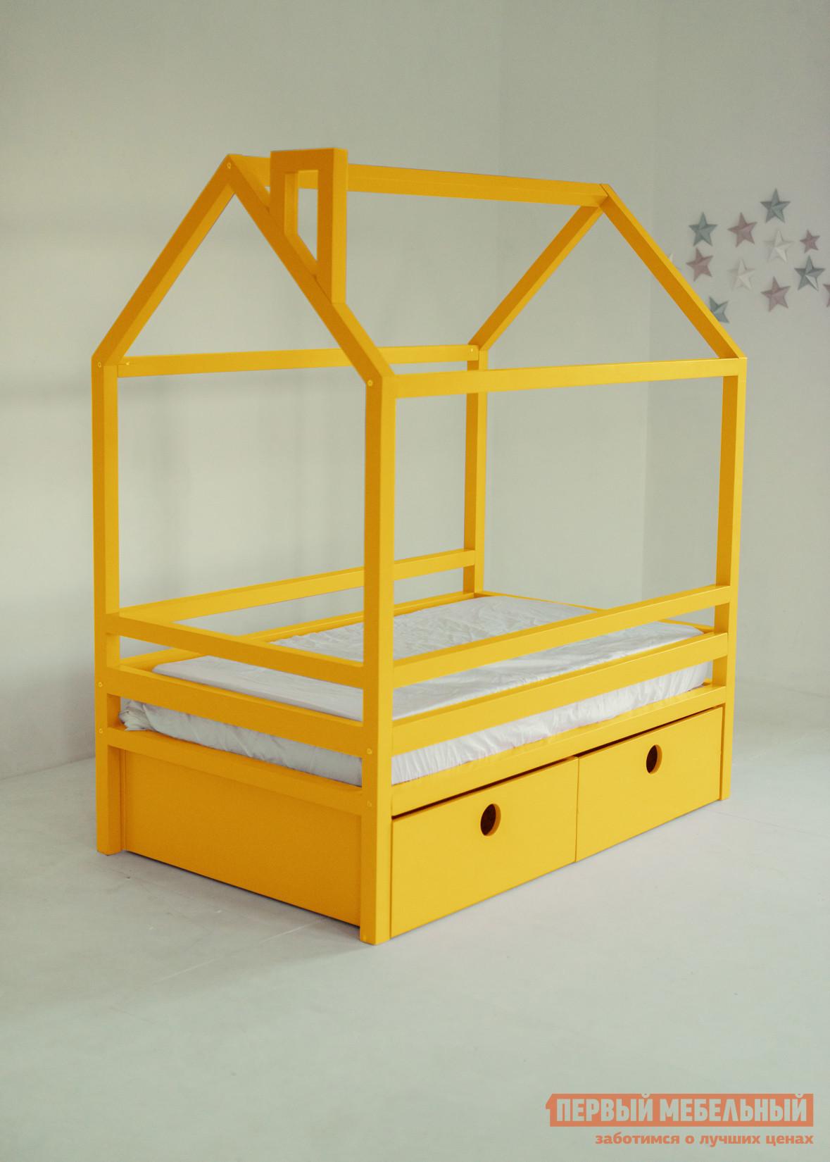 Детская кровать-домик АндерСон Дрима Box детская кровать kidkraft детская кровать кукольный домик с полочками