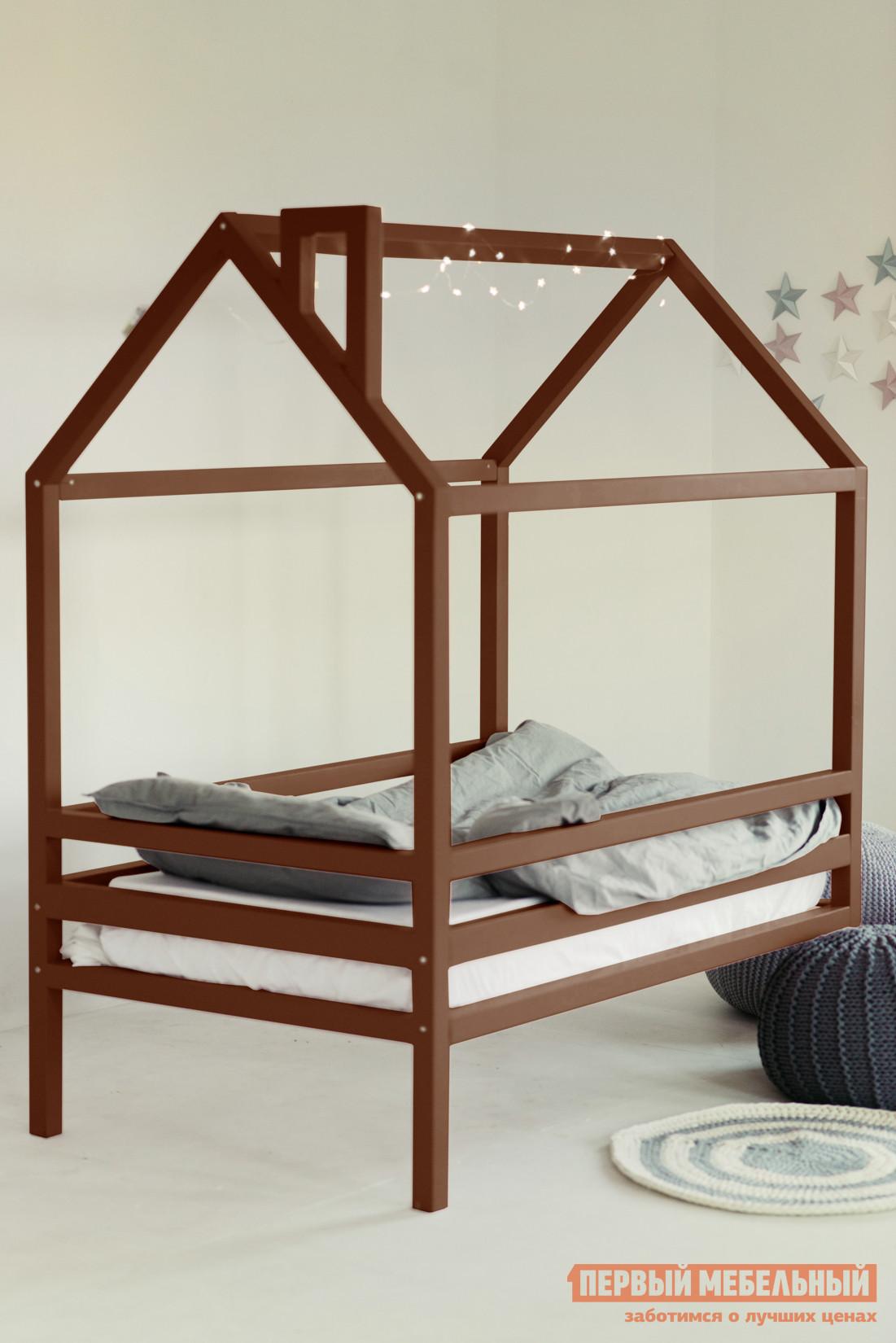 Детская кровать-домик АндерСон Дрима Н детская кровать kidkraft детская кровать кукольный домик с полочками