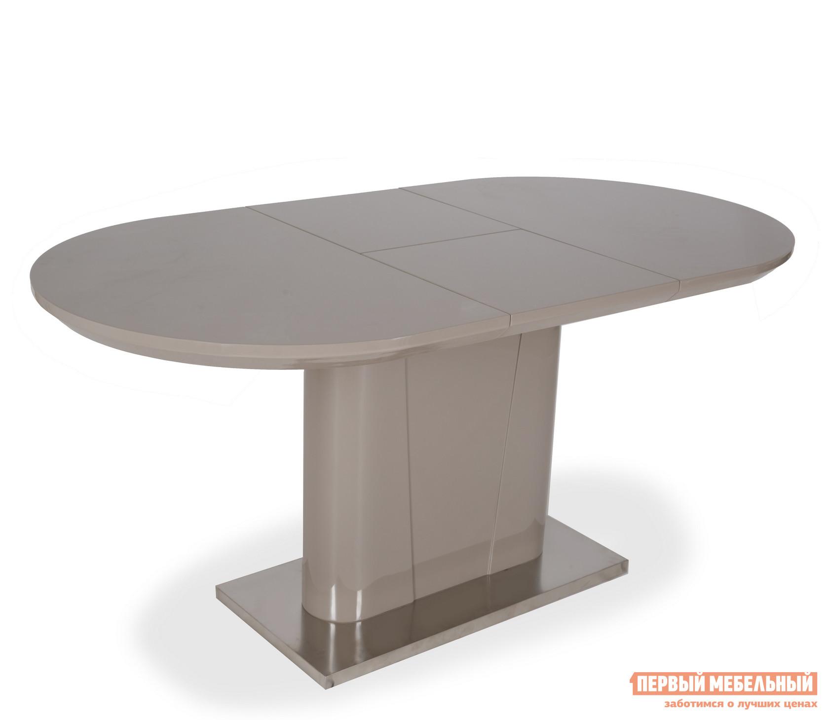 Большой обеденный раскладной стол овальный Бентли Трейд G601 стоимость