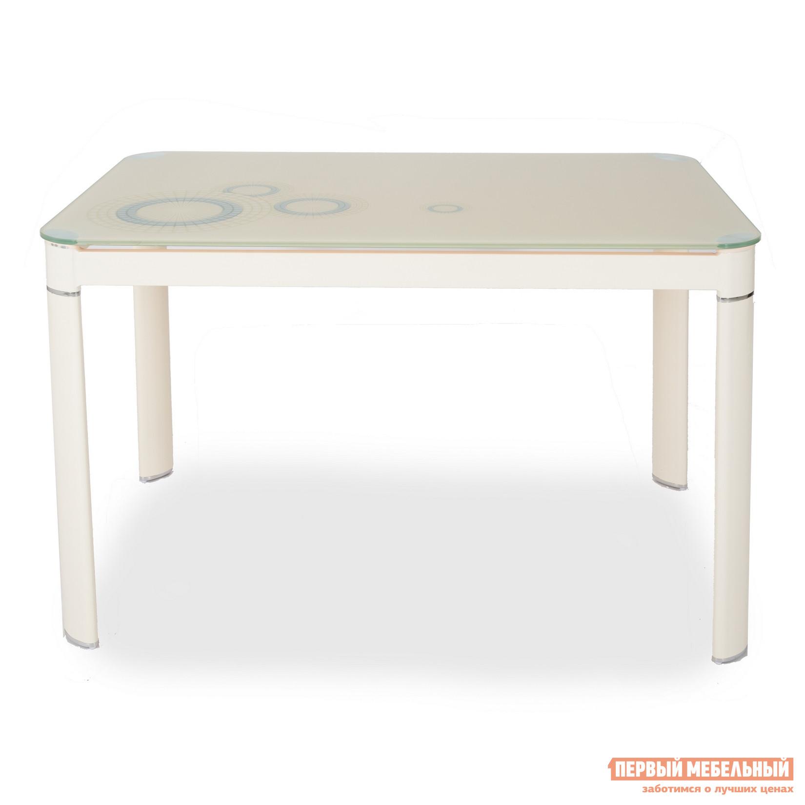 Обеденный стол Бентли Трейд S12 LIGHT BEIGE