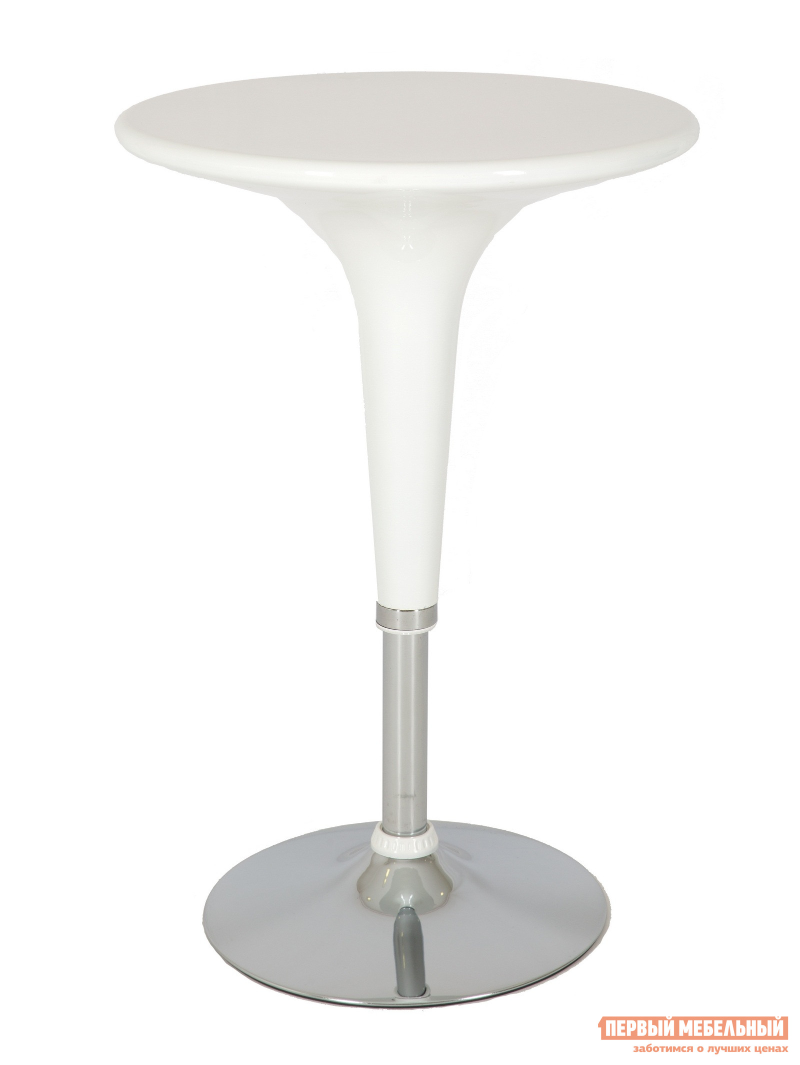 Барный стол Бентли Трейд A801 WHITE